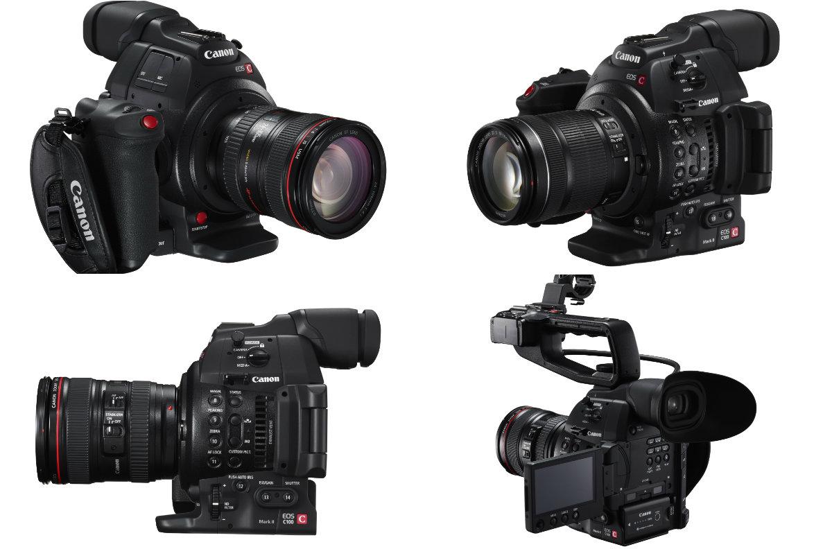Canon lansează C100 Mark II, o nouă cameră Cinema EOS