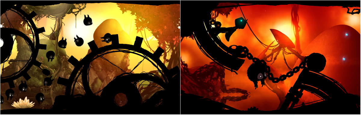 collage badland