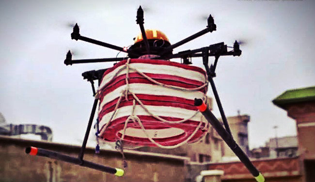 Pars, drona care te salvează de la înec [VIDEO]
