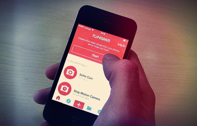 PlaytechApp – Flipagram, cel mai tare mod de a te lăuda cu fotografiile tale [VIDEO]