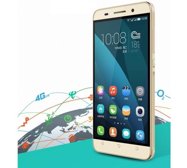 Huawei Honor 4X e smartphone-ul cu autonomie de trei zile