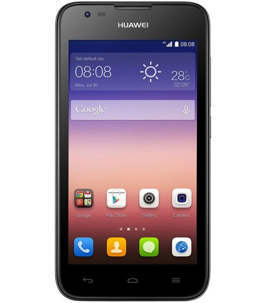Huawei vrea să vă atragă cu un smartphone foarte ieftin – Ascend Y550