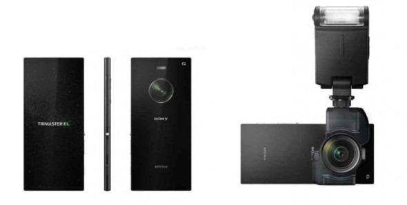 Sony Xperia Z3X are o configuraţie ipotetică remarcabilă
