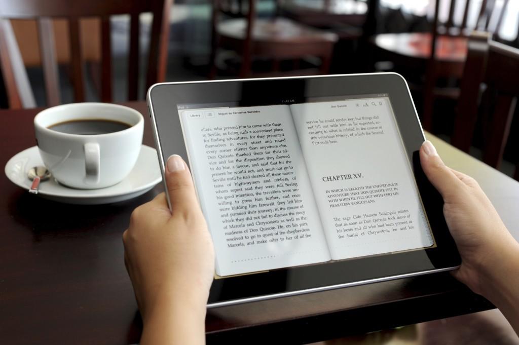 Cea mai bună tabletă pentru citit cărți