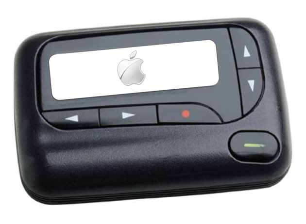 Apple Pager amenda