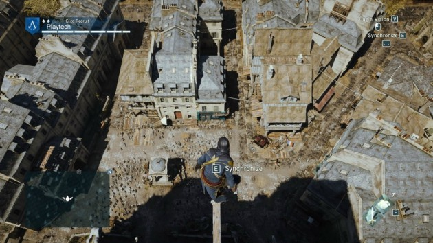 Assassin's_Creed Unity Grafica