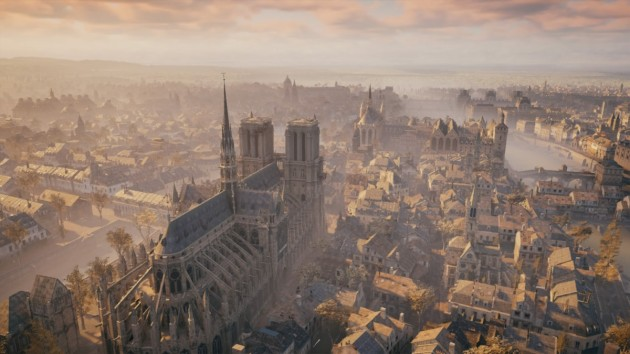 Assassin's Creed Notre Damme