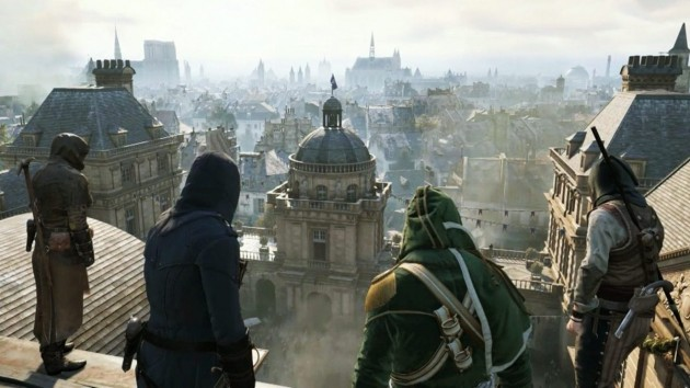Assassin's Creed multiplayer