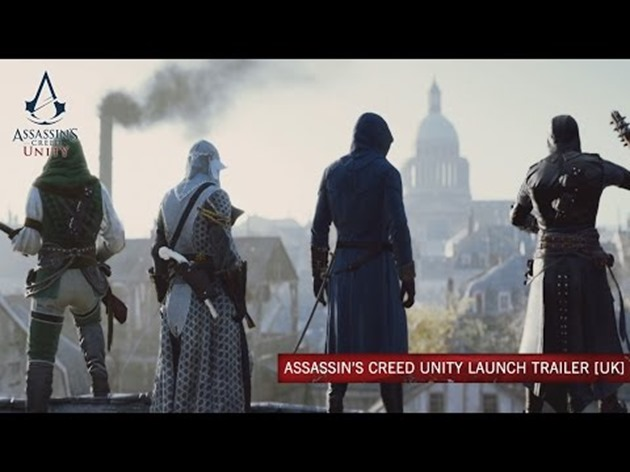 Assassin's creed unity probleme performanta