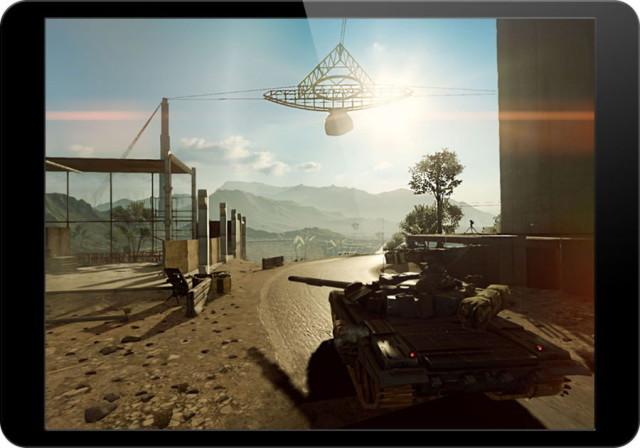 Frostbite a reușit să instaleze Battlefield 4 și pe iOS