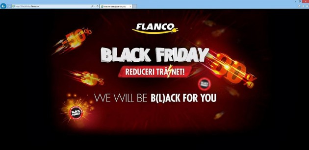 Black Friday 2014 Flanco