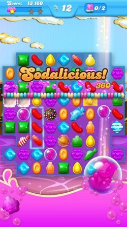 Candy Crush Soga Saga King