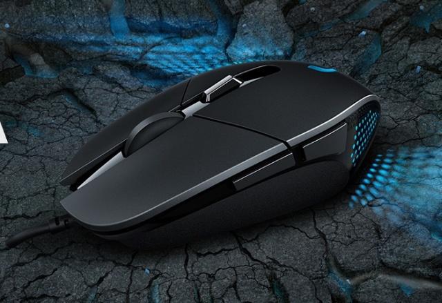 Logitech G302 Daedalus Prime, un nou mouse de gaming