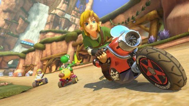 Următorul DLC Mario Kart vine pe 13 noiembrie
