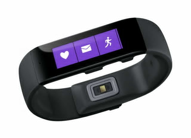 Microsoft Band nu rulează Windows, ci software optimizat pentru așa dispozitive