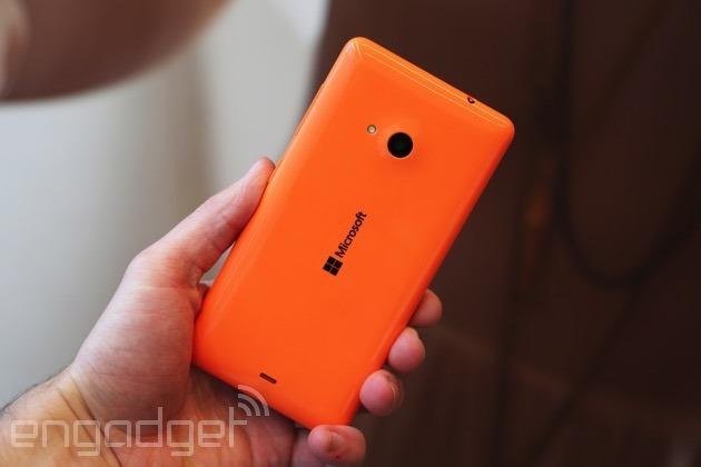 Microsoft Lumia 535 fara Nokia