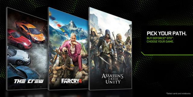 La achiziția unei plăci video Nvidia poți primi un joc Ubisoft