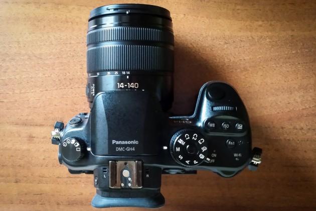 Panasonic GH4-