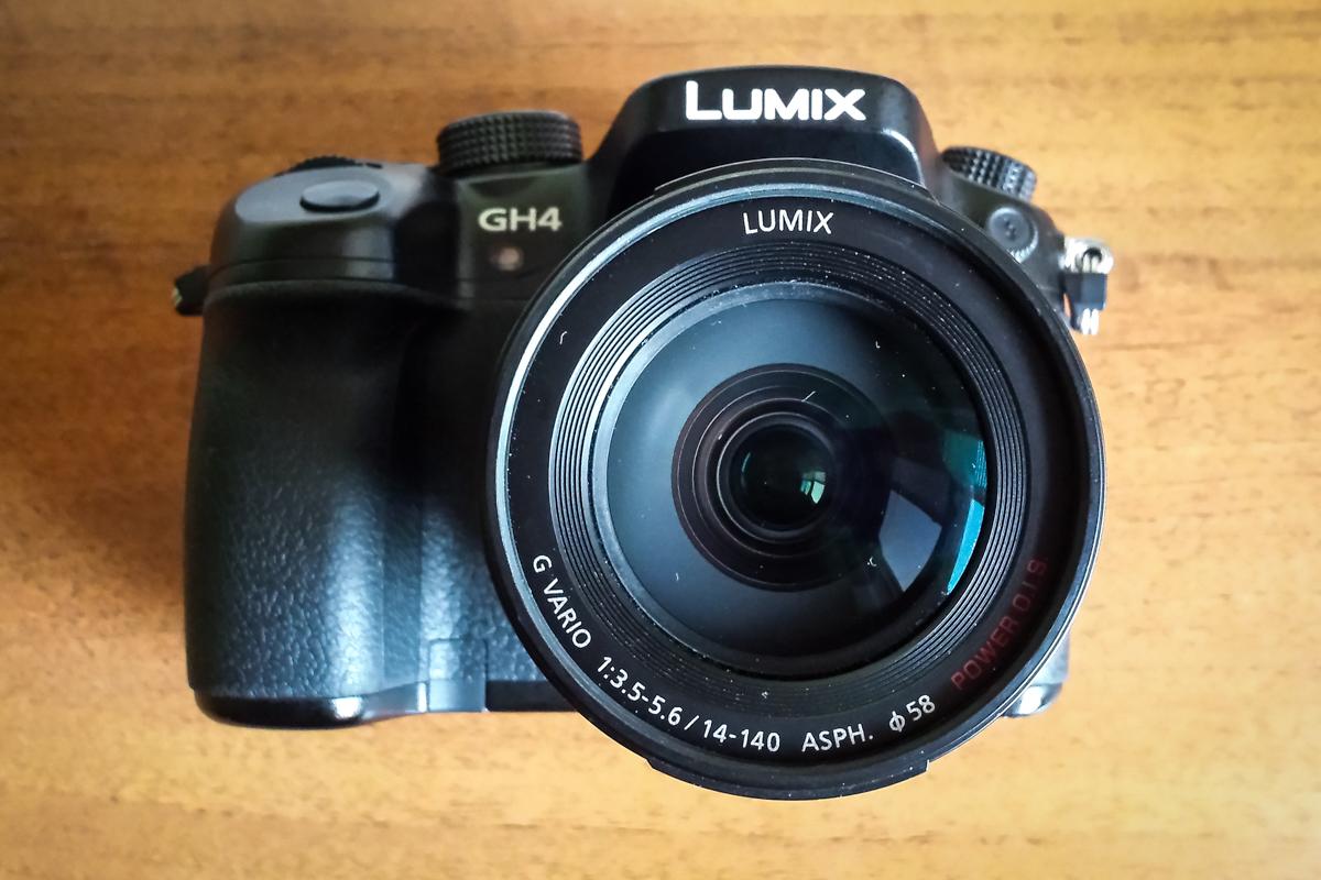 Panasonic Lumix GH4 – Un mirrorless care să dea 4K la toată lumea [REVIEW]