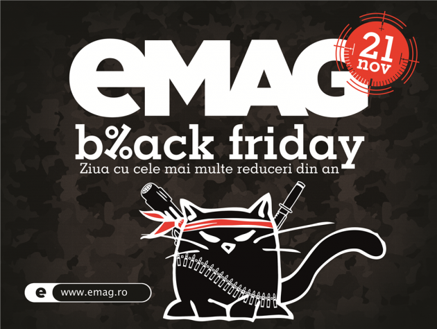 Black Friday eMAG