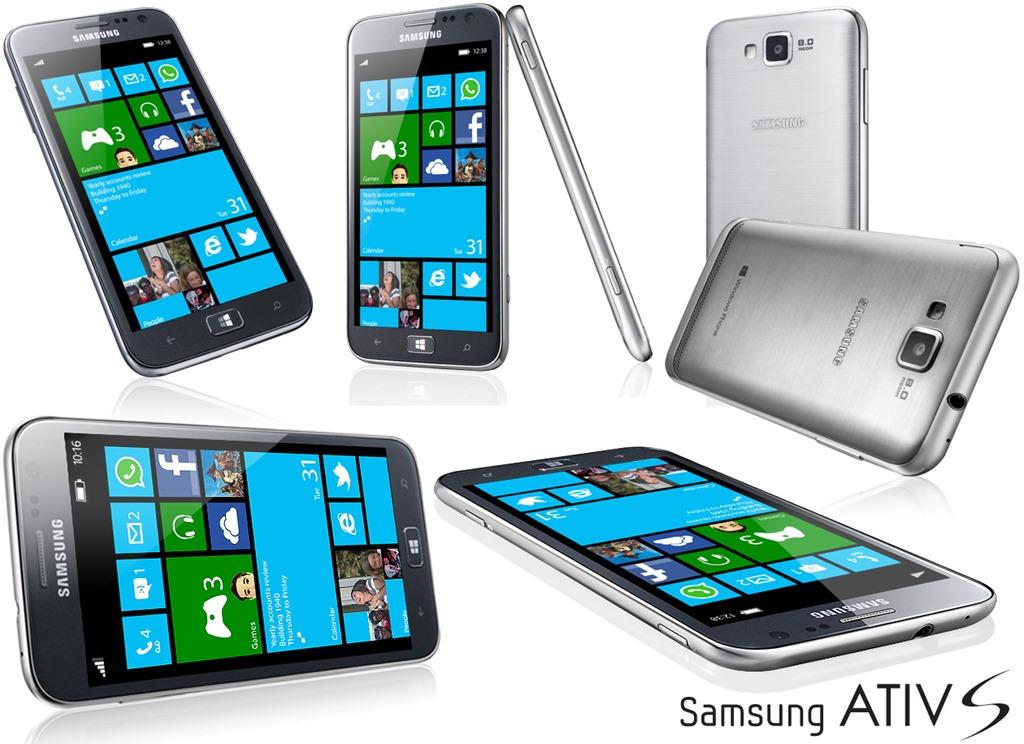 Windows Phone 8.1 ajunge la posesorii de Samsung Ativ S