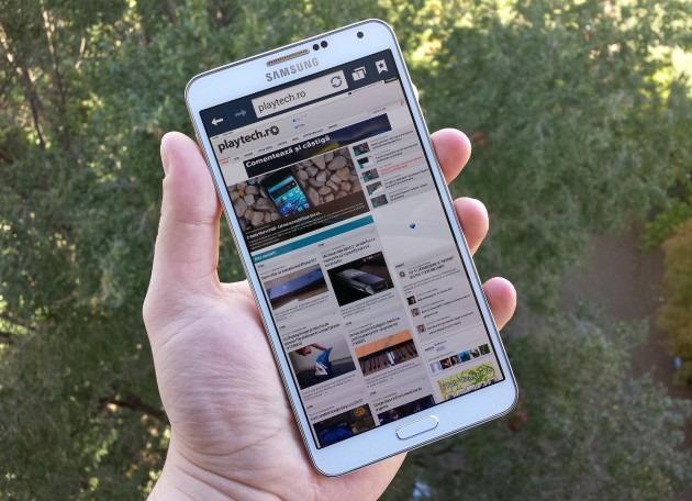 Samsung recuperează pentru vânzările proaste din buzunarul directorului