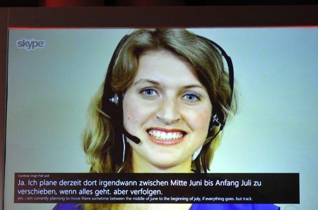 Skype îți traduce în timp real conversațiile