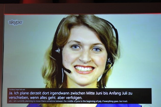 Skype Translator Windows 8.1