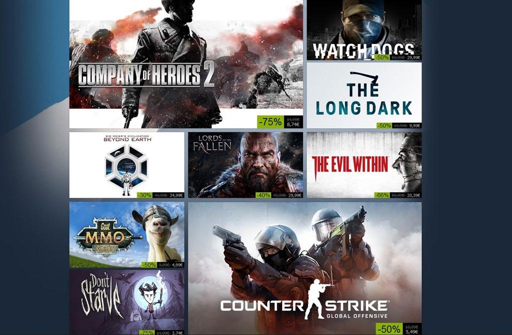 Black Friday 2014: Super reduceri pe Steam la cele mai populare jocuri