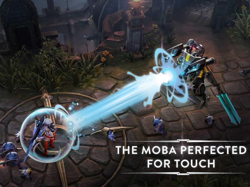 Vainglory este primul joc de tip MOBA pentru iOS, dar nu îl poți juca pe orice iPhone sau iPad [VIDEO]
