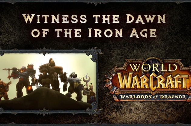 World of Warcraft Warlords of Draenor The Iron Age Trailer