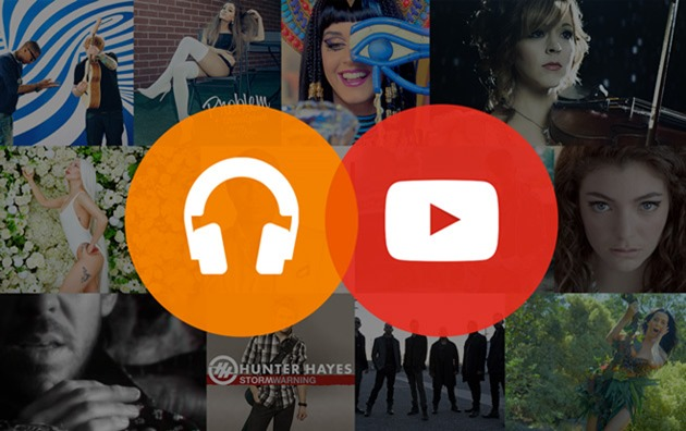 YouTube Music Keybeta Google Play Music