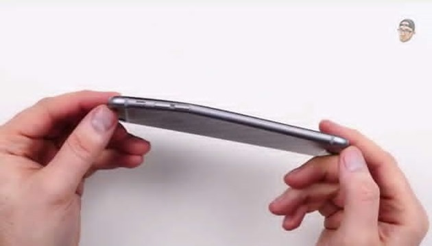 apple iphone 6-bend-test