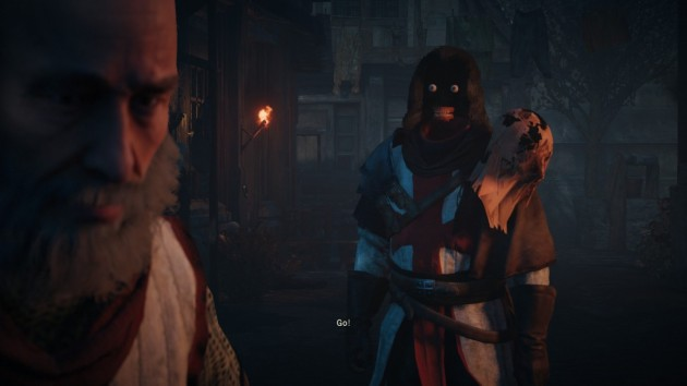 Assassins Creed Unity Glitch
