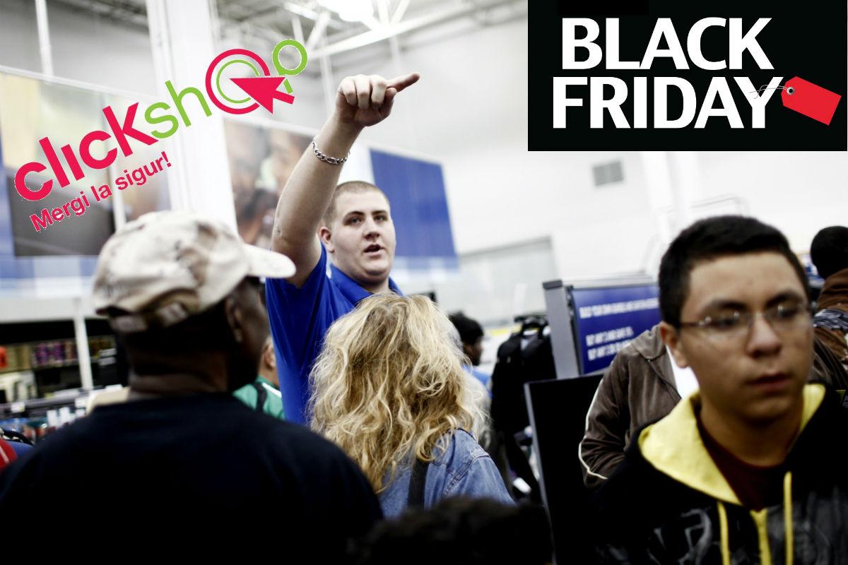Black Friday 2014: Cele mai bune reduceri la Clickshop [UPDATE]