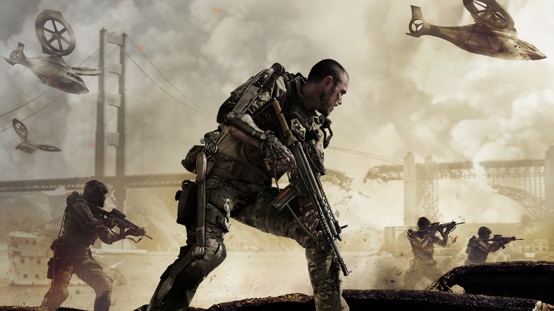 Call of Duty: Advanced Warfare – Kevin Spacey în linia întâi [REVIEW]