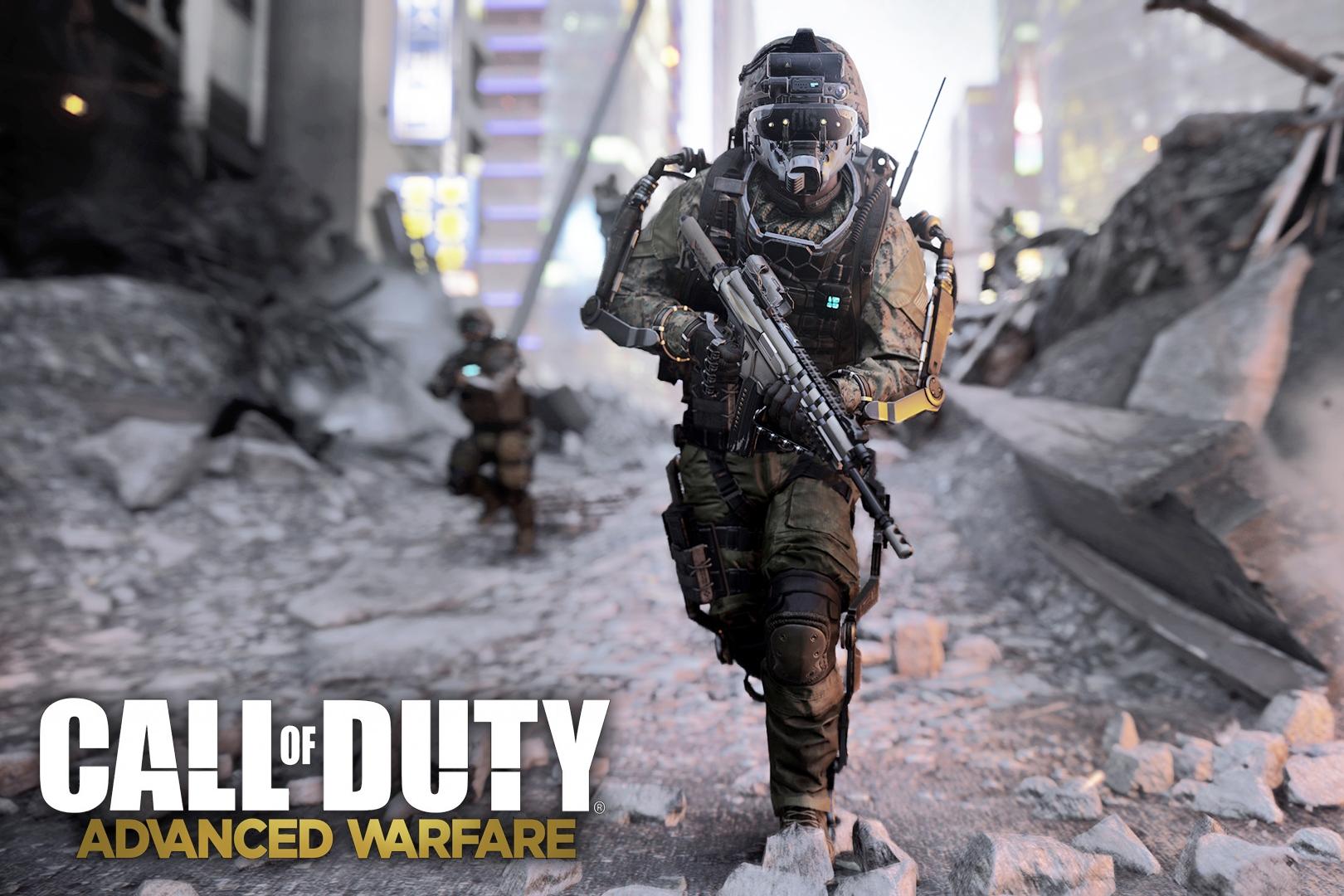 Call of Duty Advanced Warfare este mai bun pe Xbox One decât pe Sony PlayStation 4 [VIDEO]