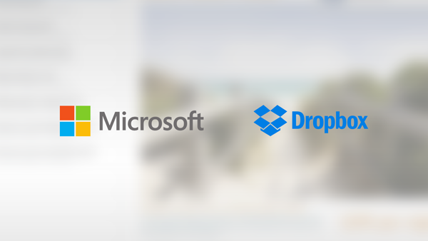 dropbox microsoft cover