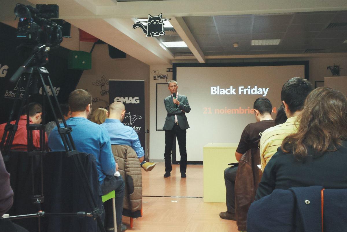 Black Friday 2014: eMAG anunță cel mai mare eveniment de shopping și ce înseamnă în România