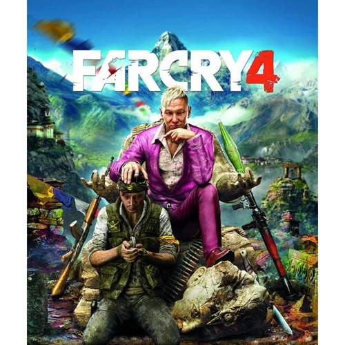 far-cry 4 ubisoft cartea recordurilor