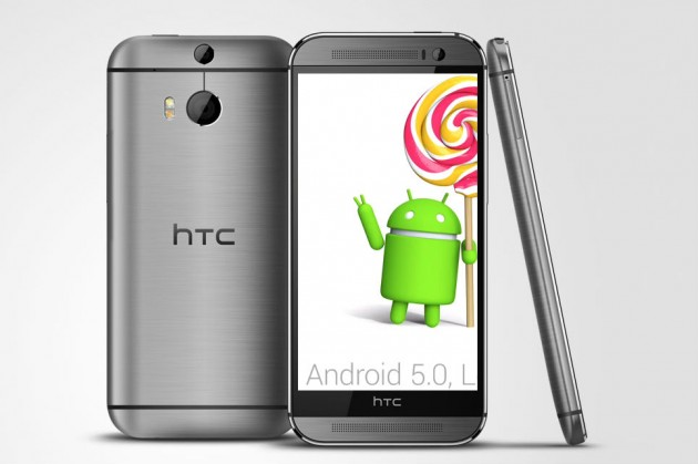 htc one cu android 5.0 lollipop