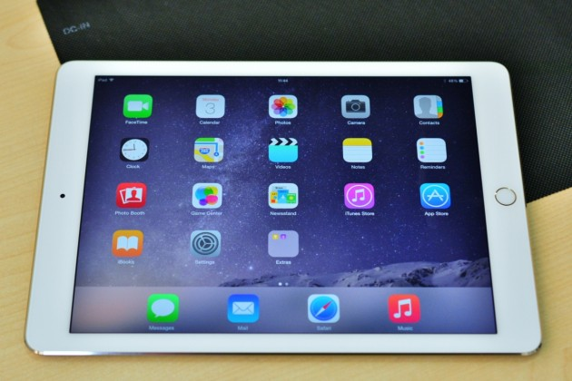 iPad Air 2 review Playtech