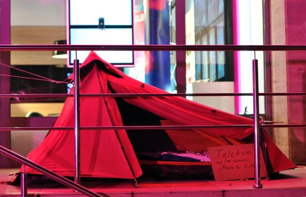 ihone 6 si 6 plus lansate Telekom Romania