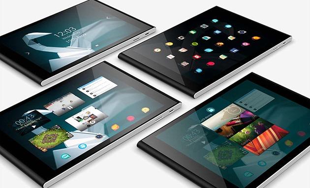 Succesul foștilor angajați Nokia: Tableta Jolla e finanțată online și vor s-o dezvolte mai mult