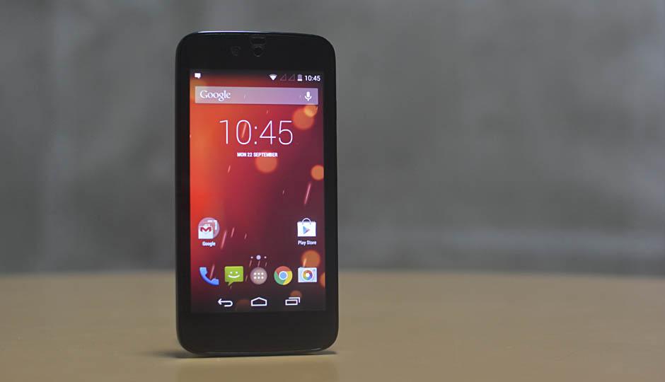 Android One ajunge și în Europa grație Karbonn Sparkle V: un telefon perfect pentru bugete mici