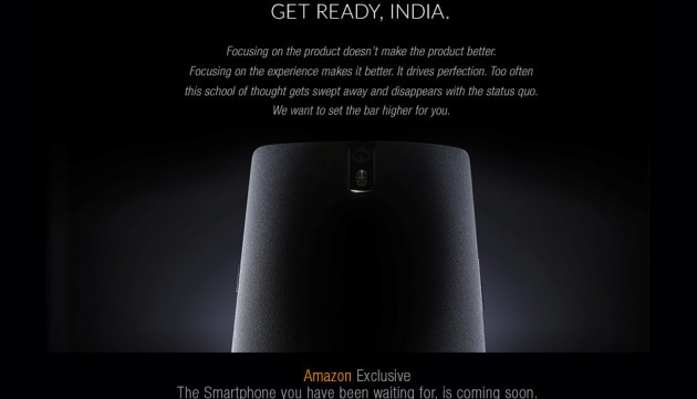 oneplus one in india amazon