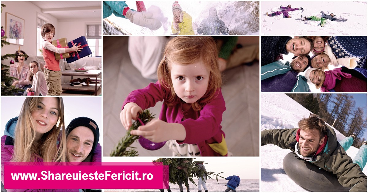 Telekom Romania reinventează urările de Crăciun cu o nouă platformă