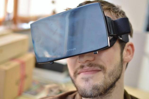 Avatar, casca Eboda pentru realitate virtuala (3)