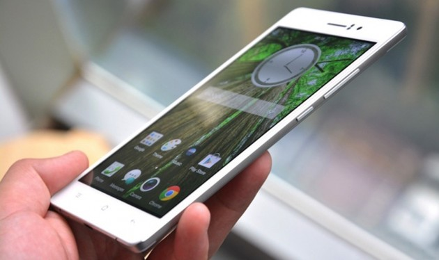 Cel mai subtire smartphone