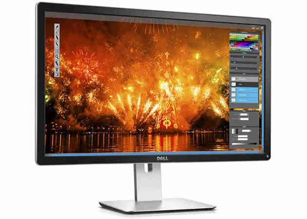 Dell-monitor-P2715Q-4k ultra hd monitor